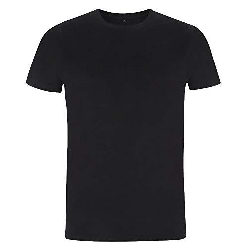 EarthPositive - Unisex Organic T-Shirt/Black, L