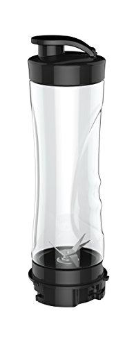 CASO Single-Serve Trinkflasche für Standmixer CASO Novea B4, für Smoothie`s to go, 600 ml Fassungsvermögen