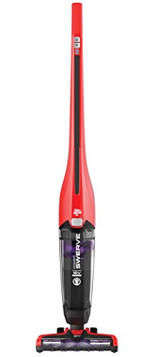Dirt Devil Power Swerve Pet BD22052, Red