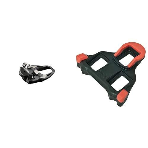 SHIMANO Pedales Ctra SPD-SL Pd-R8000 Ultegra Monof + 42U98020 - Juego Pedales Sm-Sh10 Fijas, Color Rojo