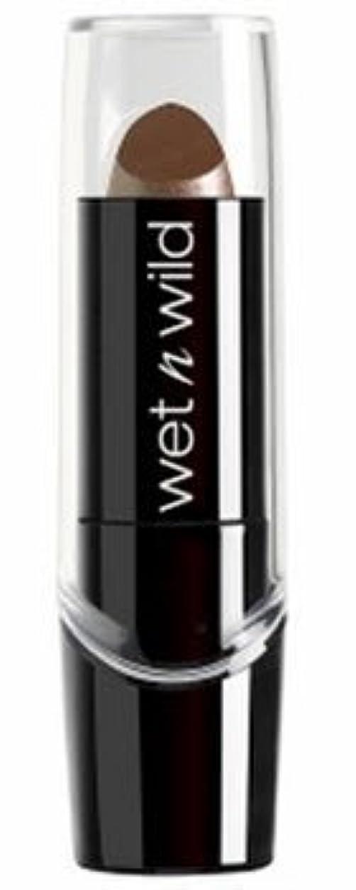 ピッチャー残りコック(3 Pack) WET N WILD Silk Finish Lipstick - Cashmere (並行輸入品)