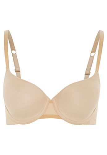 Wolford Women's Lingerie Tulle Cup Bra Nude