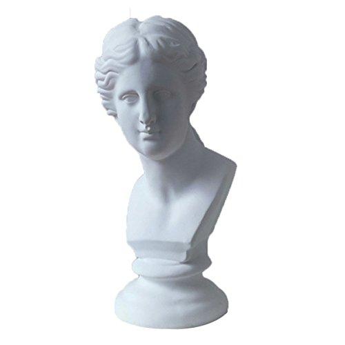 ECYC 12.2 Pulgadas Diosa Griega CláSica Venus De Milo Estatua Escultura Estatuilla Figura Fine Art Home Decor