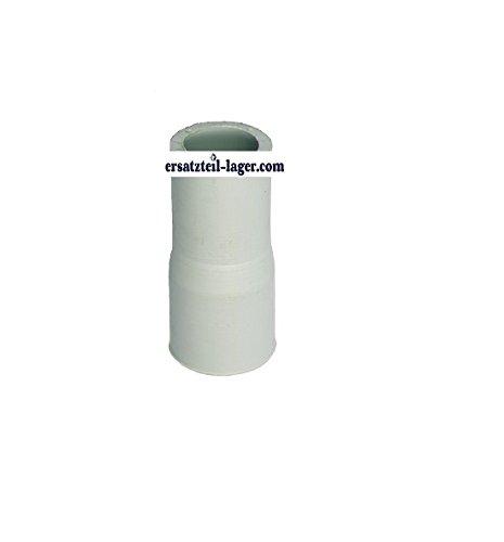Ablaufschlauch-Adapter 21/19mmØ für Wasch- und Spülmaschinen
