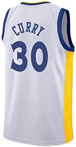 rzoizwko Camisetas de Baloncesto para Mujer, Chaleco Warriors Curry 30#, Regalos para fanáticos y Familiares