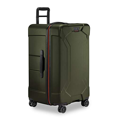 Briggs & Riley Torq Hardside Luggage, hunter, Medium-Checked 28-Inch