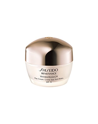 Shiseido SPF 18 Benefiance Wrinkle-Resist, Crema antiarrugas, 50 ml