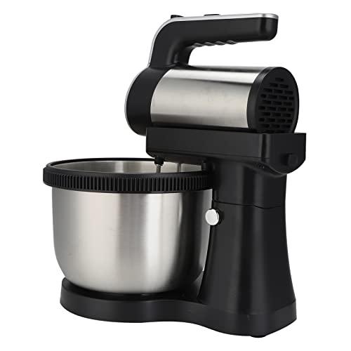 Enchufe De La UE 220 V, Batidor De Huevos De Gran Potencia De 5 Velocidades, Mezclador De Huevos De Pie Con Varilla Agitadora Para Restaurante Para Cocina