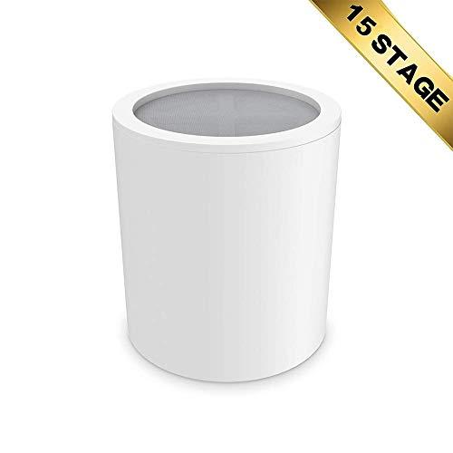 ALISTAR Kartusche für Duschfilter 15 stufige Filter MEHRWEG