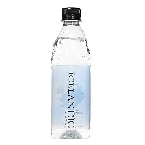 Icelandic Glacial Water-still, Pet-Flaschen, Gletscher Wasser aus Island, 12er Pack, EINWEG (12 x 500 ml)