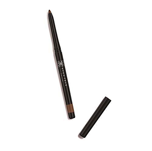 AVON TRUE COLOR Glimmerstick - Lápiz de cejas, color marrón oscuro