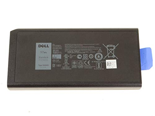 New Genuine Battery for Dell Latitude 14 Rugged 5414 Extreme 7414 97Wh DKNKD W11Y7 0W11Y7