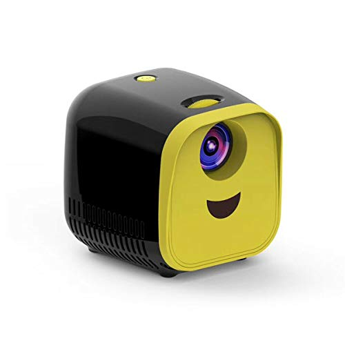 Mini Proyector Portátil Proyector LED HD 1080P Compatible...