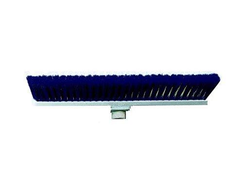 Hygienebesen Haug, ungeschlitzt weich blau 400x60x120 mm, geeignet nach HACCP & für Lebensmittelbereich
