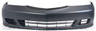 Front Bumper Cover Compatible with 1999-2004 Honda Odyssey Primed