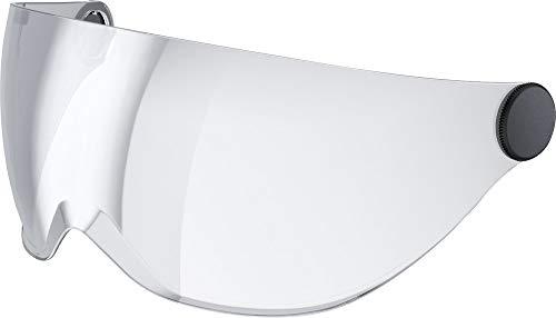 ABUS Unisex– Erwachsene clear + side screws Helm Zubehör, Universal