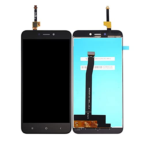 HOUSEPC Pantalla LCD + Pantalla Táctil para Xiaomi Redmi 4X Negro