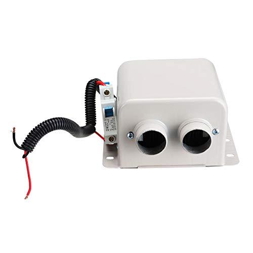 ZWwei Piezas de automóviles Calentador de automóviles de 12V 24V Calentador DE Invierno Calentador DE Caliente DE Madera DE DEFROSTER Herramientas y Equipos de automóviles (Color : 12V)