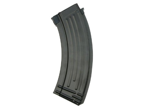 BEGADI Universalmagazin Typ 3 - AK HighCap Magazin (600 BBS) für Softair/Airsoft (S) AEGs