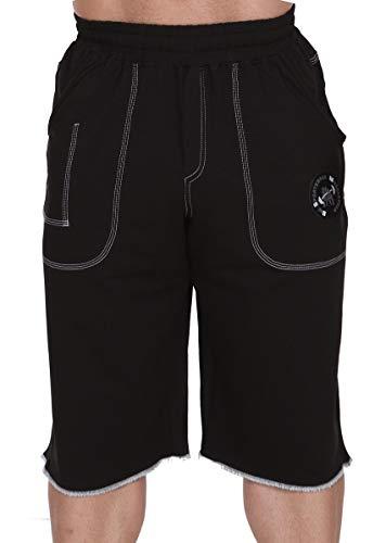 BIG SM EXTREME SPORTSWEAR Pantalones Cortos Pantalones de Deporte de Culturismo de chándal Bodybuilding 1663