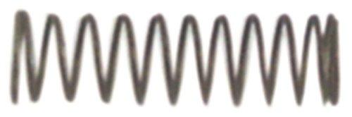 Faema Druckfeder für Kaffeemühle MC90 ø 7,6mm Länge 26mm Drahtstärke ø 0,8mm
