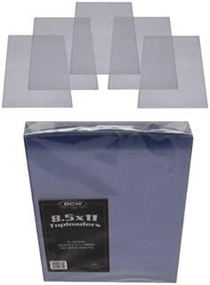Best rigid plastic sleeves Reviews