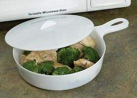 Microwave Skillet with Lid