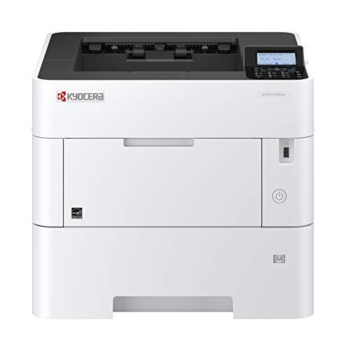 Kyocera Ecosys P3155dn Laserdrucker: Schwarz-Weiß, Duplex-Einheit, 55 Seiten pro Minute. Inkl. Mobile Print Funktion