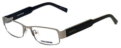 CONVERSE Montatura occhiali da vista HERE TO THERE Argento 50MM