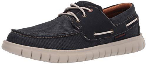 SKECHERS - Zapatos SKECHERS 204040-NVY Caballero Navy - 47
