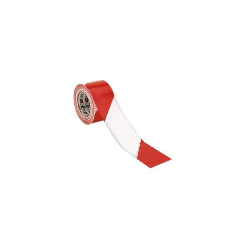 Preisvergleich Produktbild Metrica Signalband Weiss / rot,  60122