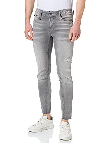 Antony Morato Herren SUPER Skinny Mercury Jeans, Steel Greey, 38