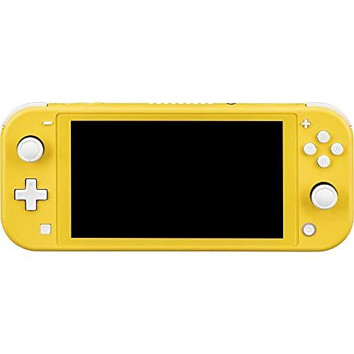 Nintendo Switch Lite Amarelo - Versão Nacional