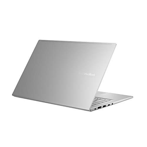 ASUS VivoBook Ultra K14 Intel Core i3-10110U 10th Gen 14-inch FHD Thin and Light Laptop (4GB RAM/512GB NVMe SSD/Windows 10/Integrated Graphics/Transparent Silver/1.40 kg), K413FA-EK819T