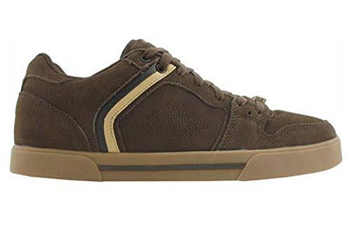 Emerica Skateboard Schuhe KSL DOS Brown/Brown/Tan, Schuhgrösse:42