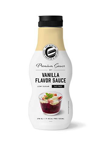 Got7 Sweet Premium Sauce - Dessertsauce mit wenig Kalorien - Perfekt zum Abnehmen (Vanilla-Vanille, 250ml)