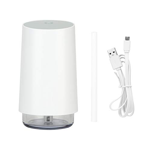 Changor Humidificador USB de Largo Tiempo, 5V 2-8 Horas 2W Ultrasonic Fresca Niebla Hecha de plástico