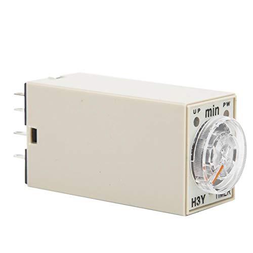 Tempo di ritardo di temporizzazione Relè Tipo di Quadrante 1Pc Multiuso Controllo Industriale per Elettrodomestico (12VDC)