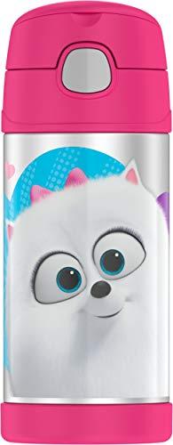 Thermos F4019LI6 Beverage Bottles, 12 Ounce, Secret Life of Pets 2