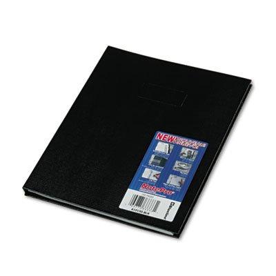 Cuaderno de espiral doble, 150shts, Colegio regla, 8–1/2'' x 27,94cm, BK, se vende como 1cada