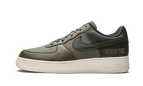 Nike Mens Air Force 1 Low Gore-Tex CT2858 200 Medium Olive - Size 9.5