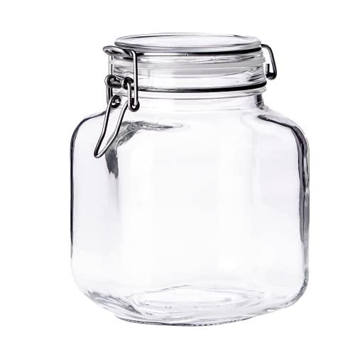 envases hermeticos de vidrio fabricante Borgonovo