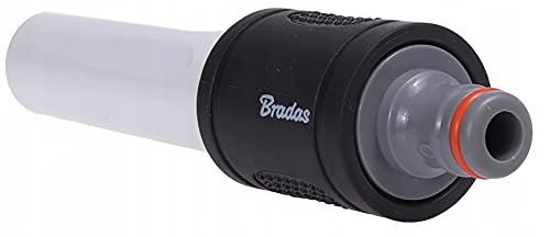 Bradas WL-4720 White Line Seringue avec buse réglable Blanc 5 x 2 x 2 cm
