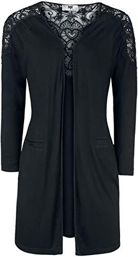 Black Premium by EMP Angel Gone Over Frauen Cardigan schwarz S