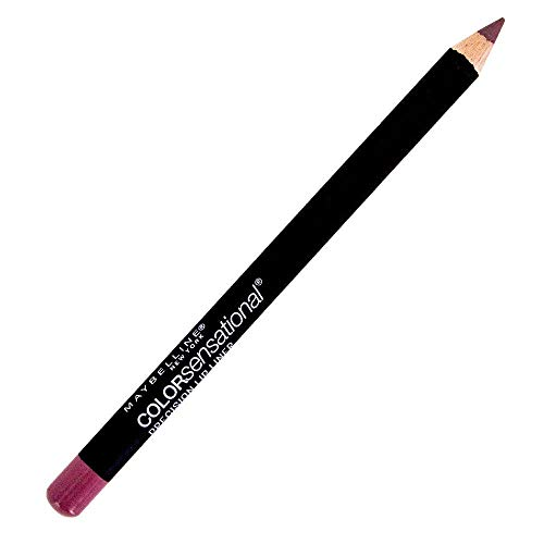 MAYBELLINE - Color Sensational Lip Liner 45 Plum - 0.04 oz. (1.2 g)