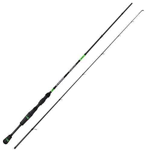 KastKing Resolute Fishing Rods, Spinning Rod 7ft -Medium Heavy - Fast-2pcs