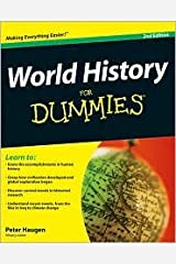 World History For Dummies 2nd (second) edition Text Only Unknown Binding