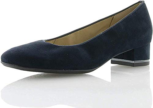 ara Damen Graz Pumps, Blau (Blau 06), 38 EU (5 UK)