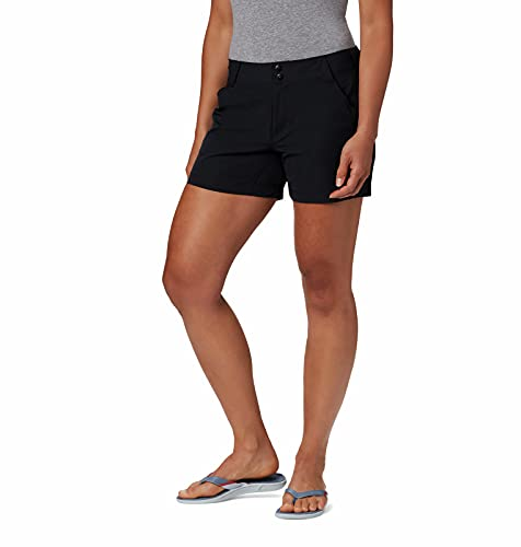 Columbia Women's Coral Point III Shorts ,Black,6x5
