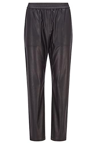 BOSS C_Tajogy Pantaln de Vestir, Negro1, 38 para Mujer